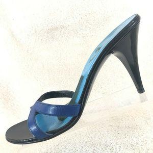 Charles Jourdan Slide Sandals